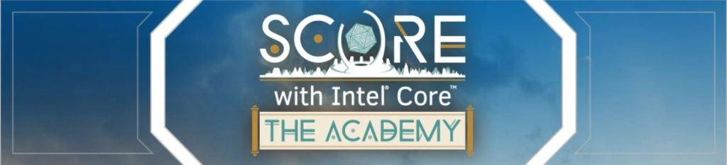 Score with Intel® Core™ Competition