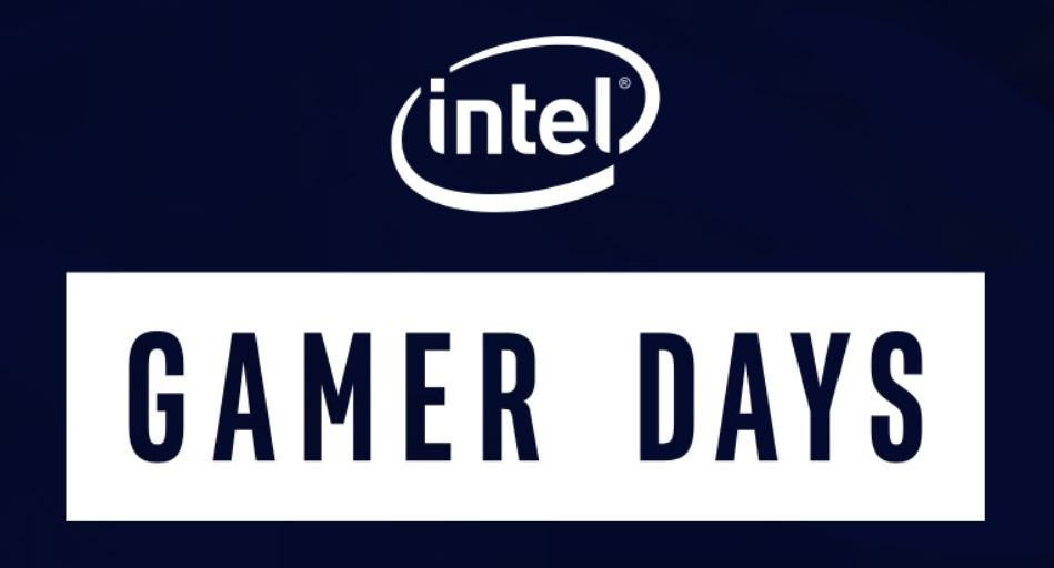 Intel® Gamer Days 2020