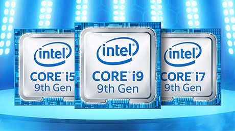 Sell More PCs with New 9th Gen Intel® Core™ processors
