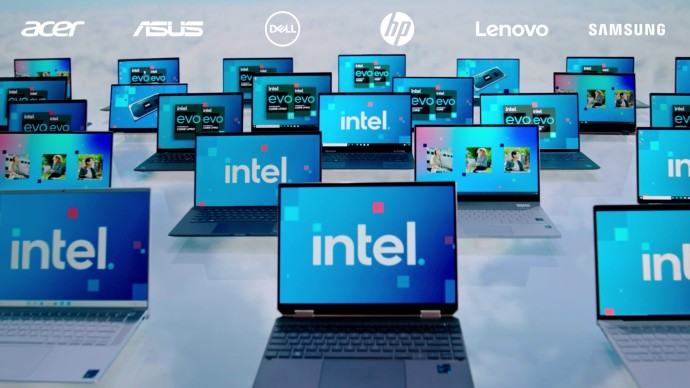Computers with Intel Processors