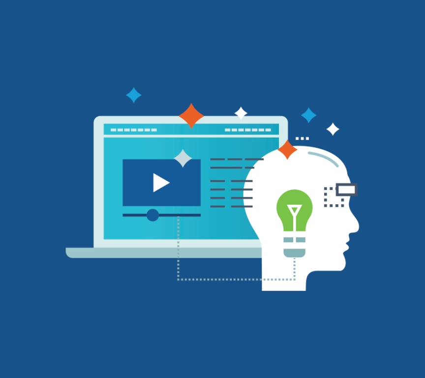 Use of video to train retail sales reps
