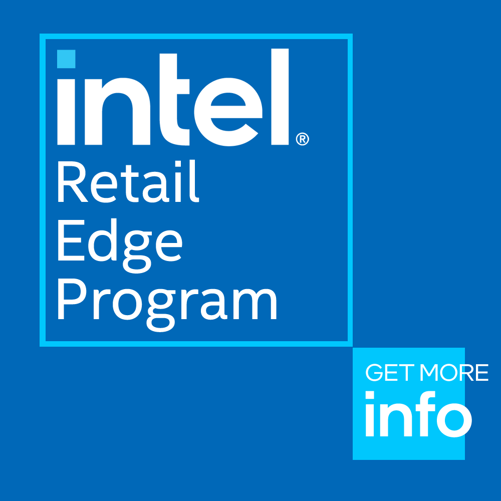 Get more info about the Intel Retail Edge Program