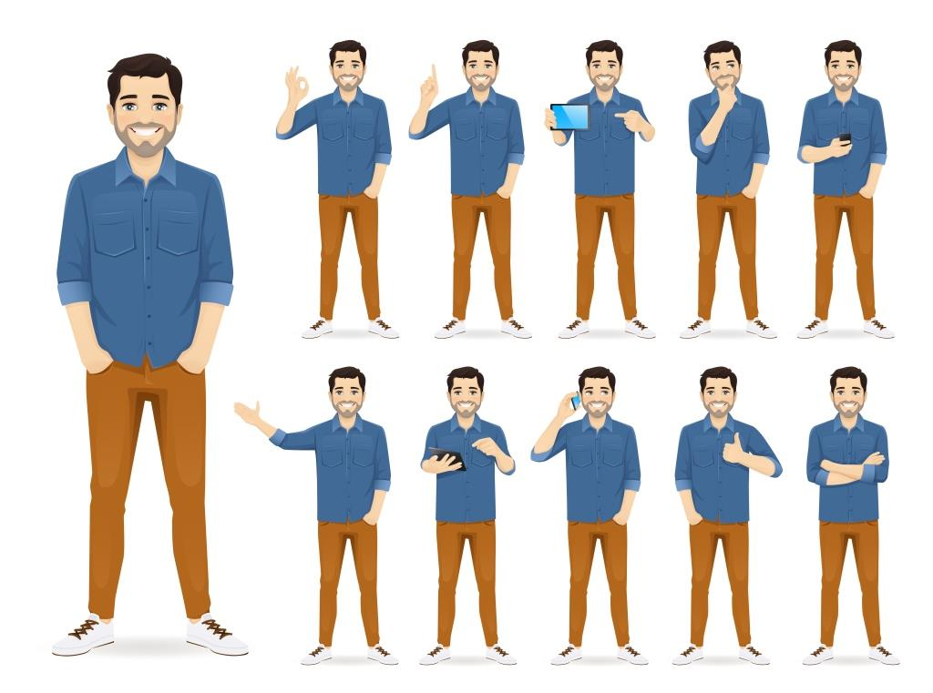 Customer body language