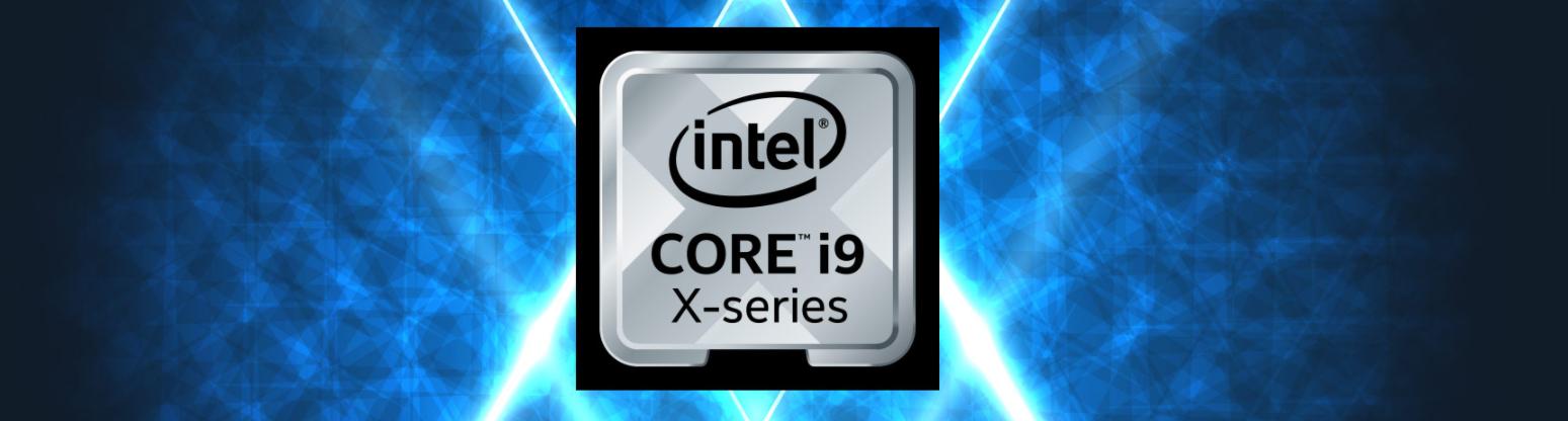 Intel® Core™ i9 X-series processors