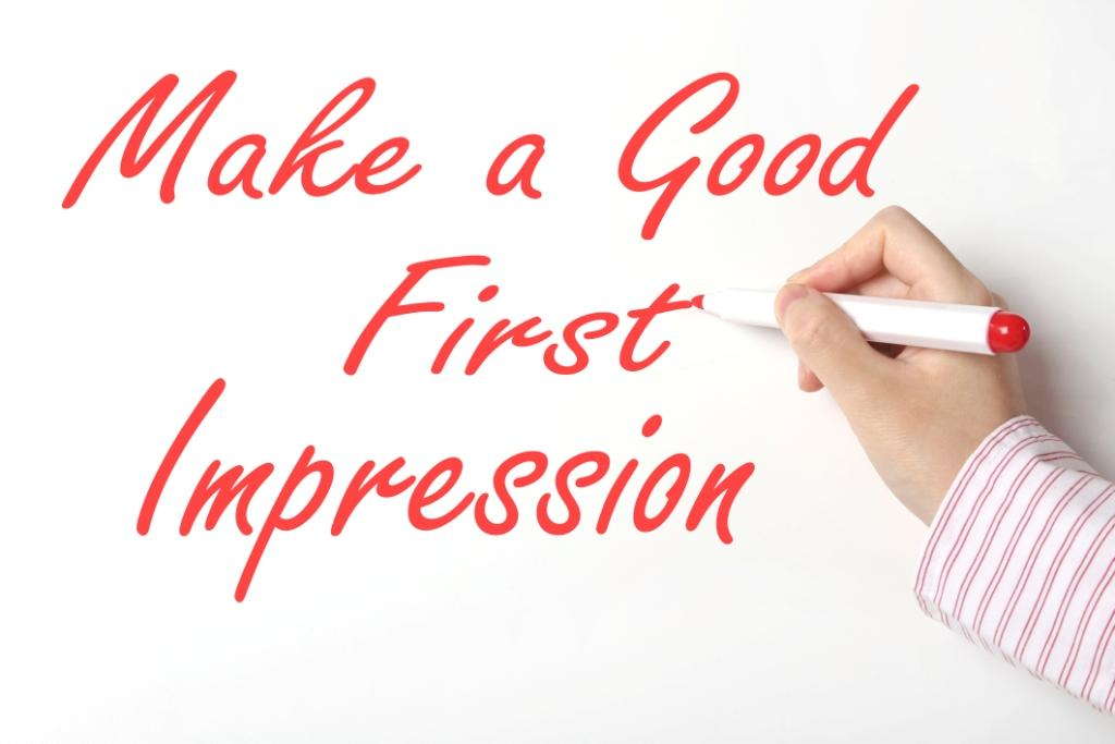 Make a Good First Impression on First-Time Shoppers