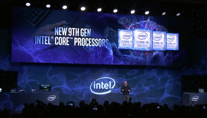Intel at CES* 2019