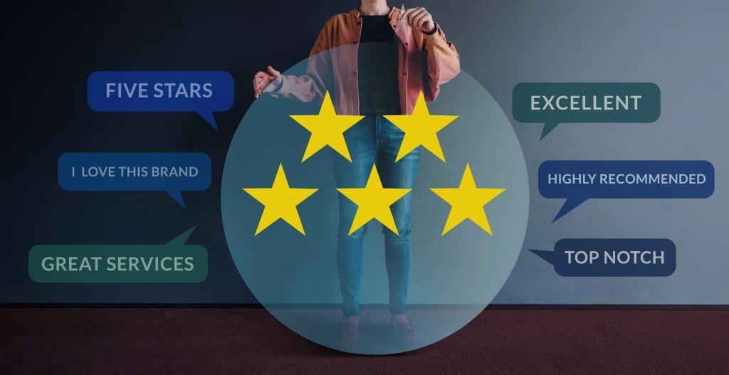 Create great customer experiences